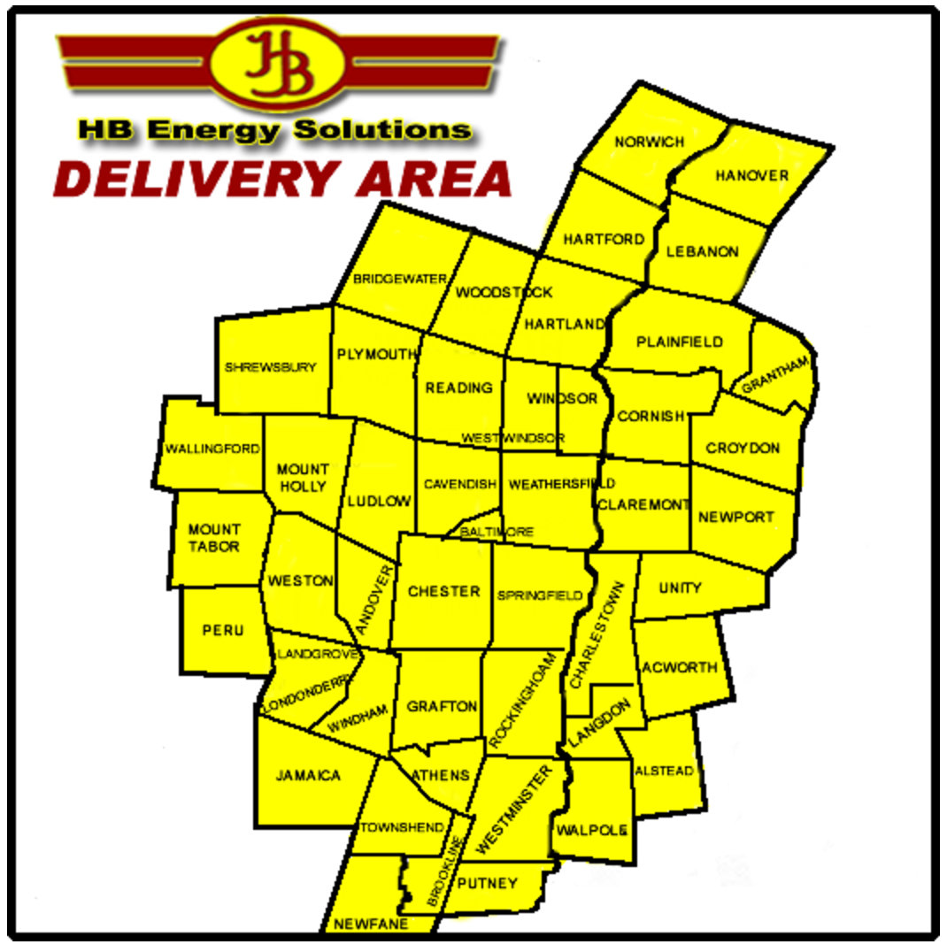 HB Delivery Area 2016-17